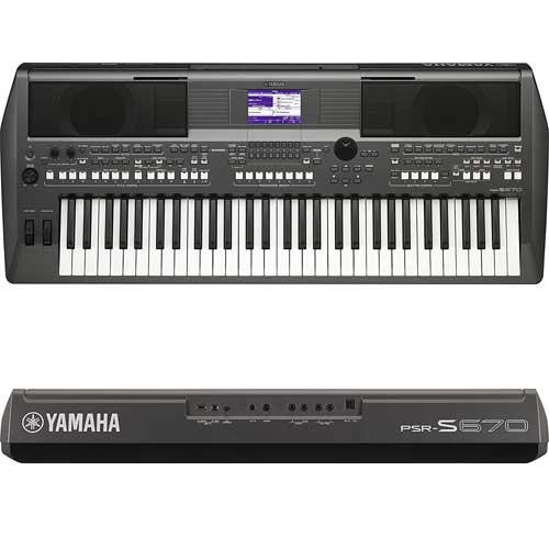 synthétiseur yamaha psr-s670