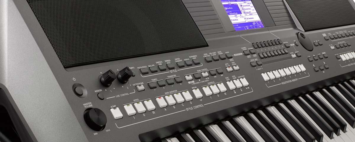 Acheter synthétiseur Yamaha PSR-S670 pas char